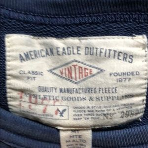 American Eagle Outfitters Shirts - American eagle Sweater T-shirt